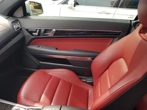 mercedes-benz clase e e400 coupe biturbo