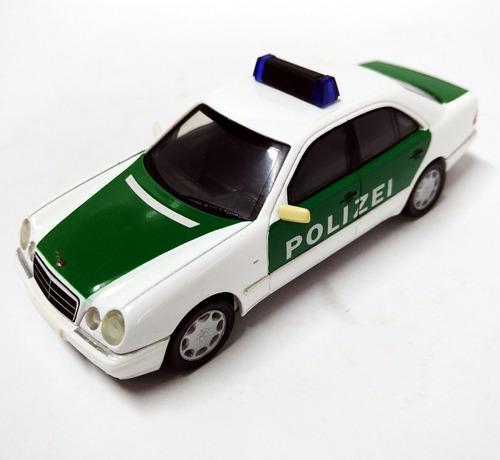 mercedes benz clase e policia - 1/43 herpa