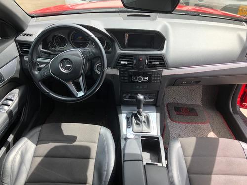 mercedes benz clase e200 cabrio 2000cc 2013