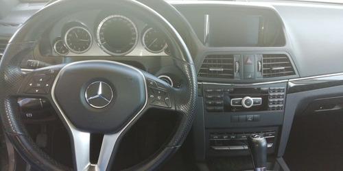 mercedes benz clase e250 cgi coupe 2012