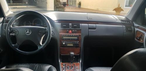 mercedes-benz clase  e320 cdi elegance  at 2001