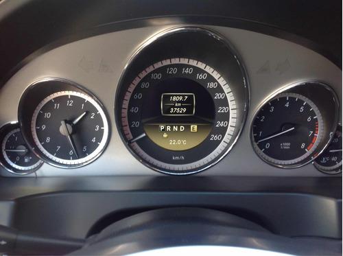 mercedes-benz clase e350 coupe gps equipo amg kms originales