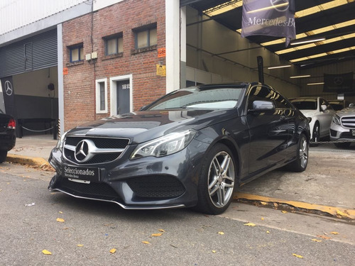 mercedes benz clase e350 coupe sport b.efficiency at l/n