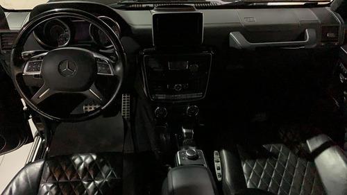 mercedes benz  clase g  2016  5.5l g 63 amg biturbo mt