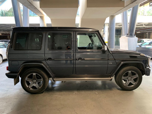 mercedes-benz clase g 5.5l 500 at