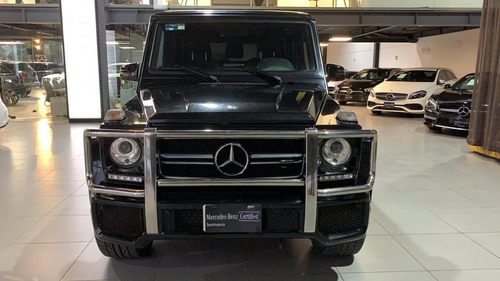 mercedes-benz clase g 5.5l g 63 amg biturbo at 2016
