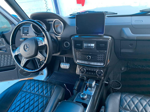 mercedes-benz clase g 5.5l g 63 amg biturbo edition 463 at