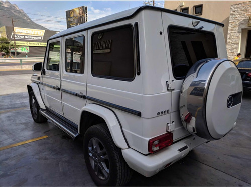 mercedes benz clase g blindada nivel 4