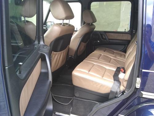 mercedes-benz clase g g55 amg 2003