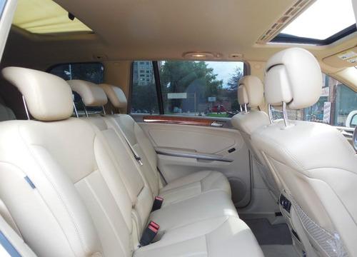 mercedes benz clase gl 2008 automatica