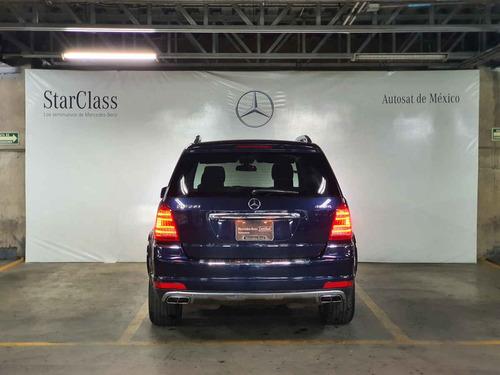 mercedes-benz clase gl 2012 5p gl 500 aut