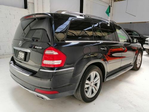 mercedes benz clase gl 500, 2011