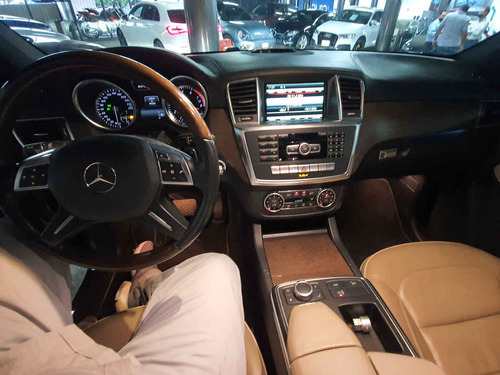 mercedes-benz clase gl 5p gl 500 v8/4.7/t aut