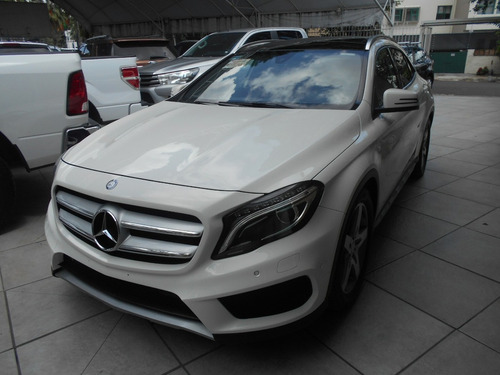mercedes-benz clase gla 2.0 250 cgi sport con techo at