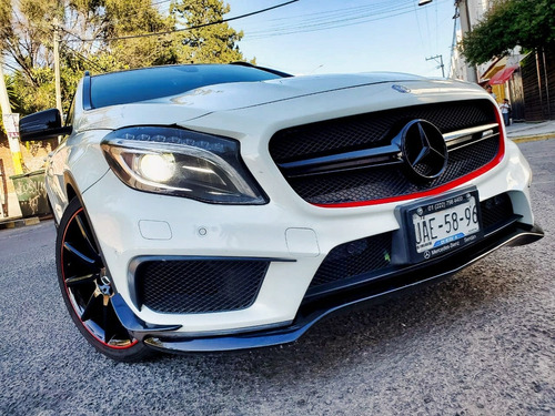mercedes-benz clase gla 2.0 45 amg at 2015