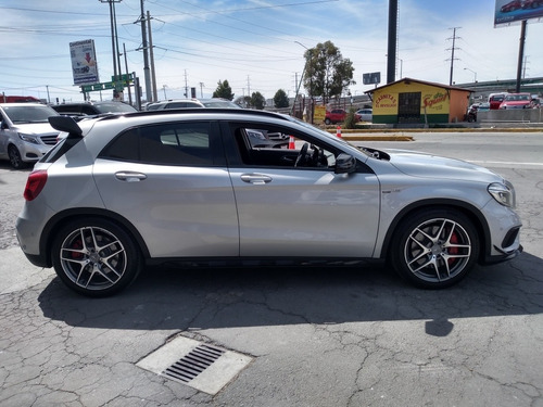 mercedes-benz clase gla 2.0 45 amg edition 1 at 2017