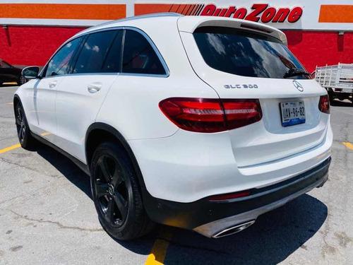mercedes-benz clase glc 2.0 300 off road  2017 autos puebla