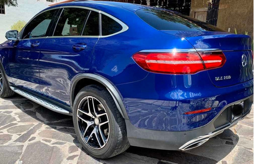 mercedes-benz clase glc 2.0 coupe 250 sport at 2017