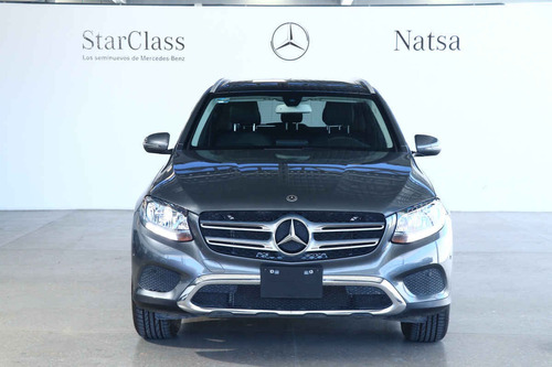 mercedes-benz clase glc 2018 5p glc 300 off road l4/2.0/t a
