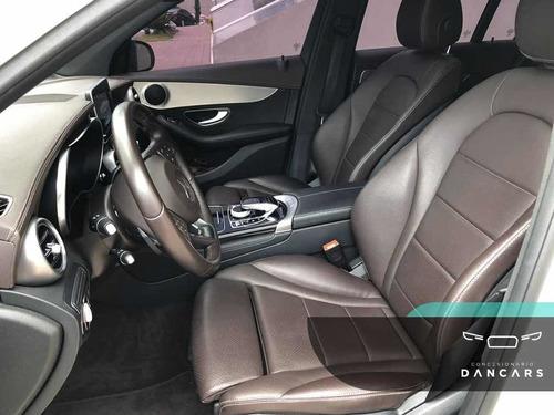 mercedes-benz clase glc 220d 4matic diesel único dueño