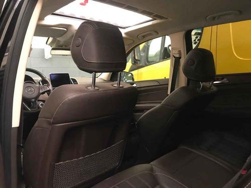 mercedes-benz clase gle 2016 5p gle 350 exclusive v6/3.5 au