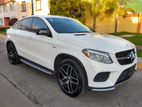 mercedes-benz clase gle 3.0 coupe 43 amg at 2017