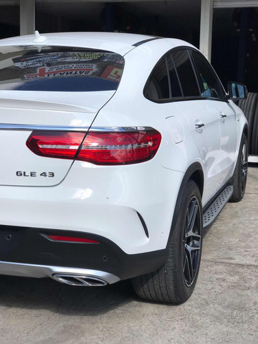 mercedes-benz clase gle 3.0 coupe 43 amg at 2018