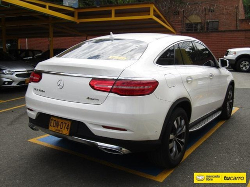 mercedes-benz clase gle 3.0 coupe 4matic