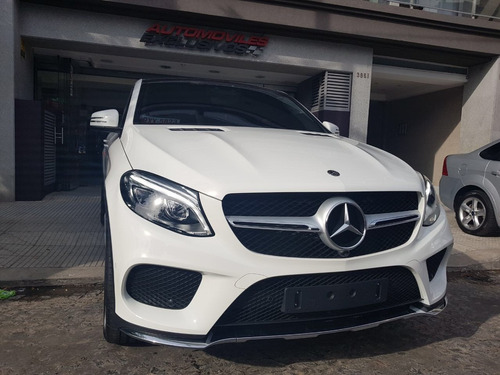 mercedes-benz clase gle 3.0 gle400 sport coupe 4matic 333cv