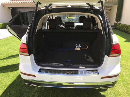 mercedes-benz clase gle 3.5 suv 350 exclusive at 2016