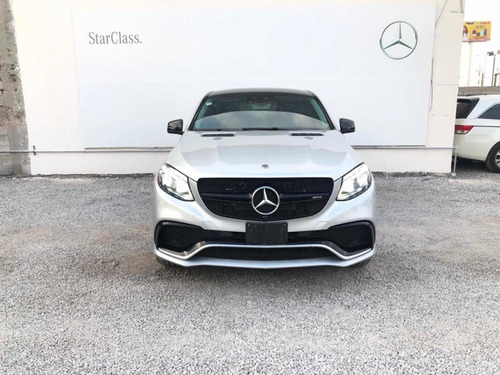 mercedes-benz clase gle 5.5l coupe 63 amg at 2018