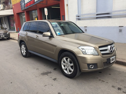 mercedes-benz clase glk 2.5 glk300 v6 city 4matic 2009