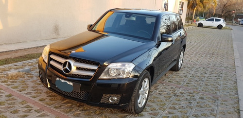mercedes-benz clase glk 2.5 glk300 v6 city 4matic 2010
