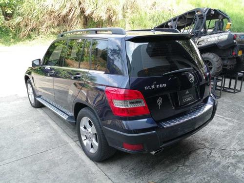 mercedes benz clase glk 280 automatica sec 2009 3.0 awd 018