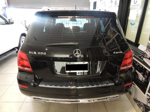 mercedes benz  clase glk 3.0 glk300 4matic city 231cv at