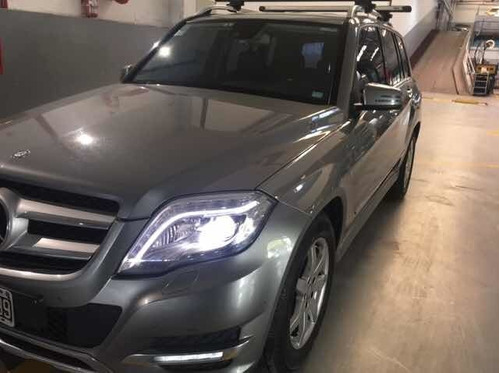 mercedes-benz clase glk 3.0 glk300 4matic city 231cv at