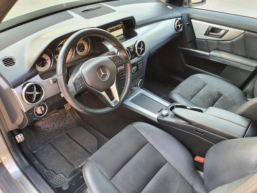 mercedes benz clase glk 300 4matic aut 4x4 modelo 2013