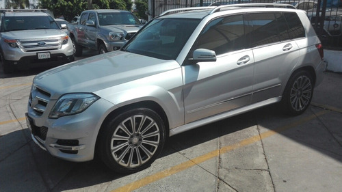 mercedes benz clase glk 3.5 300 off road sport mt 2015