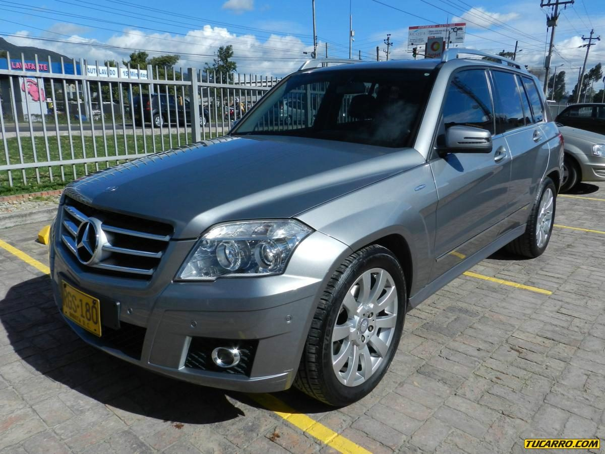 mercedes benz clase glk glk 220 en tucarro. Black Bedroom Furniture Sets. Home Design Ideas