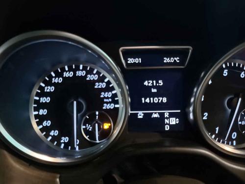 mercedes-benz clase m 2012 5p ml 350 sport aut comfort