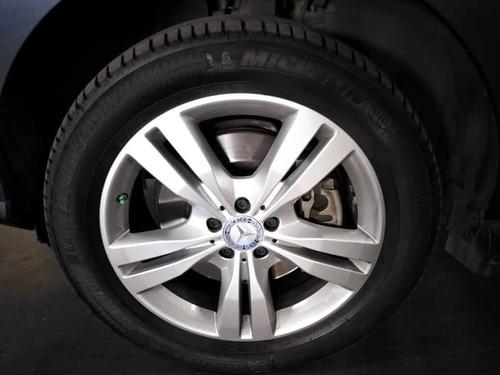 mercedes-benz clase m 2013 5p ml 350 aut