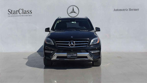 mercedes-benz clase m 2013 5p ml 500 v8 blindado