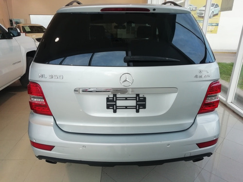 mercedes-benz clase m 3.5 ml 350 lujo mt 2009