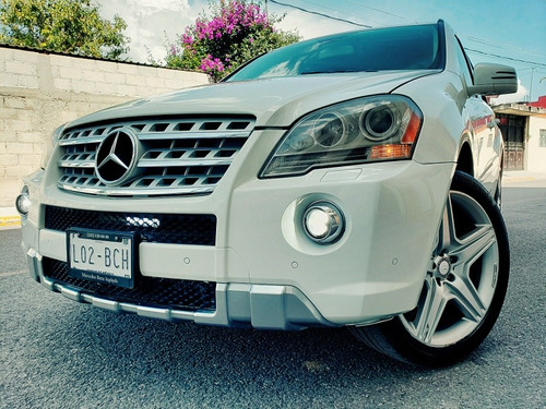 mercedes-benz clase m 3.5 ml 350 sport amg mt 2011