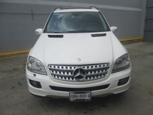 mercedes-benz clase m 5.0l ml 500 2007