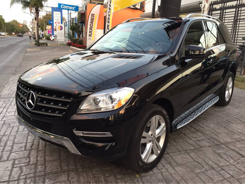 mercedes benz clase m 5p ml 350 exclusive v6 3.5 aut 2015