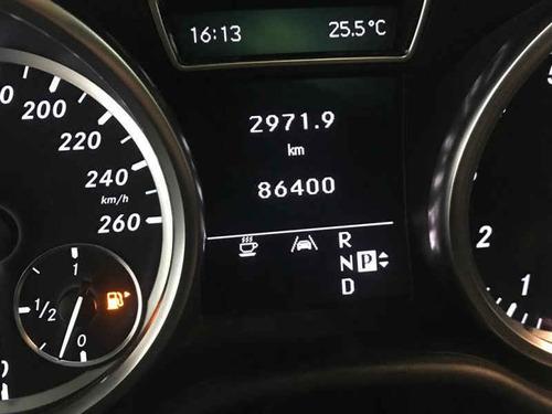 mercedes-benz clase m 5p ml 350 sport aut comfort