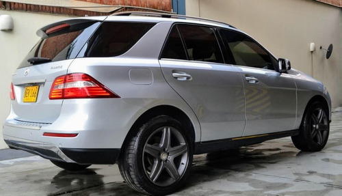 mercedes-benz clase ml 250 camioneta 2013
