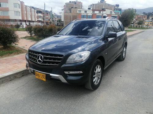 mercedes benz clase ml 250 cdi 4 matic