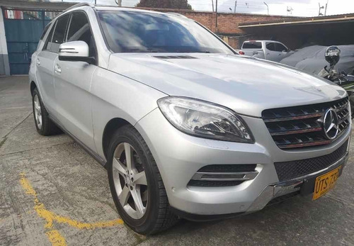 mercedes-benz clase ml 250 cdi blindada nivel 3